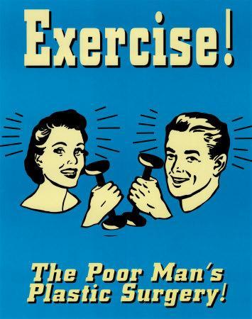 ...wenn die Logik nicht greift - Teil IV: Training für Gewichtsverlust
