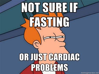 Zur Verteidigung des Fastens - Teil II: Kardiovaskuläre Probleme & Stoffwechselrate