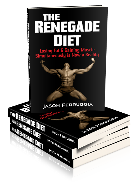 Buchrezension: The Renegade Diet von Jason Ferruggia