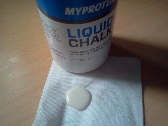 Review: Liquid Chalk (Flüssigmagnesia) von Myprotein im Test