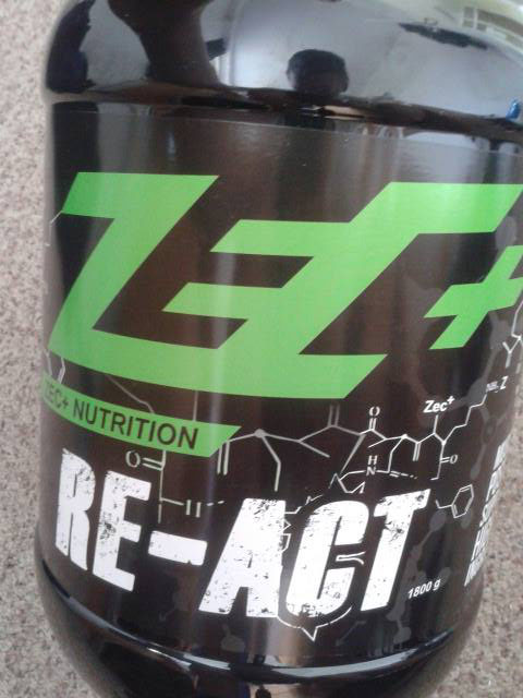 "Review: RE-ACT ""Spicy Cherry"" von Zec Plus Nutrition im Test"