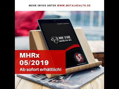 MHRx 05/2019 - Out Now!