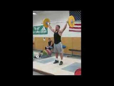 muscle Snatch Demo