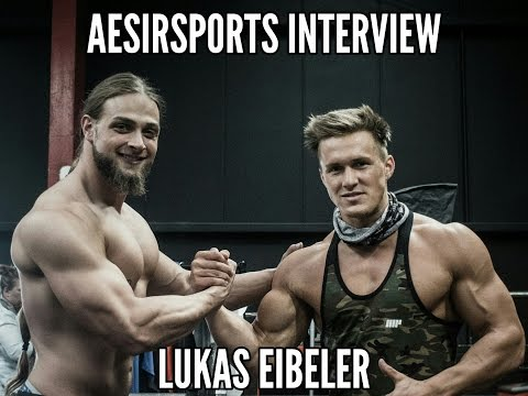 Interview: Ein paar Fragen an Men's Physique Athlet Lukas Eibeler