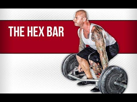 The Hex Bar Deadlift