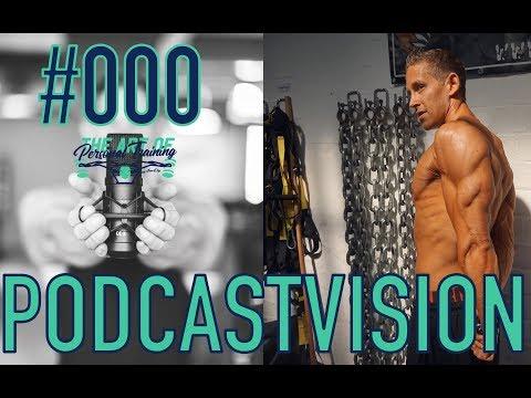"""Was """"the ART of PERSONAL TRAINING ist! Wer ich bin und wo es hingeht! Podcastvision #000"""