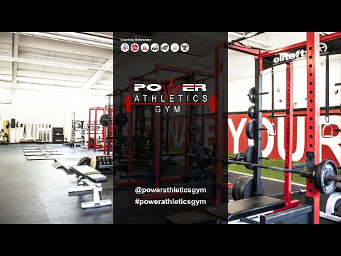Fitnessstudio Power Athletics Gym Nürnberg