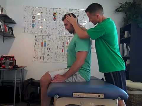 Basic Table Assesments 101 Neck/C-Spine with Keats Snidema