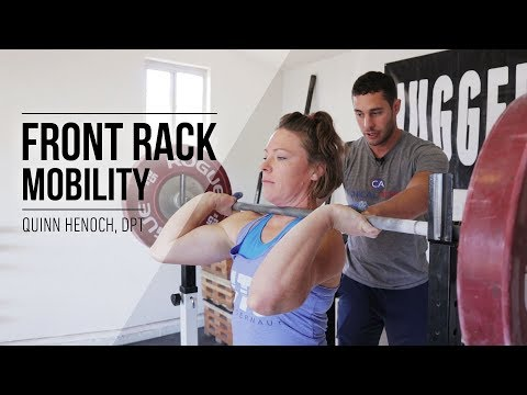 Front Rack Mobilty | Quinn Henoch | JTSstrength.com