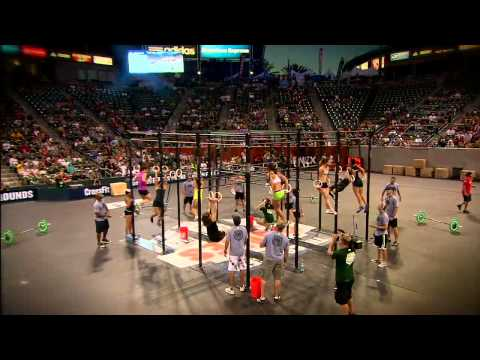 CrossFit - What are the CrossFit Games?