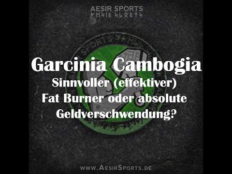 """Garcinia Cambogia: Ein """"Fat Burner"""", den man sich schenken kann!"""