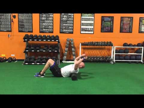 Thoracic Spine Mobility On Foam Roller
