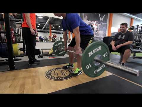 Trailer: Power & Fitness Center Regensburg (Fitnessstudio)