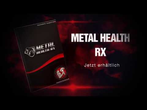 Metal Health Rx - Dein neues Online Fitness-Magazin | OUT NOW