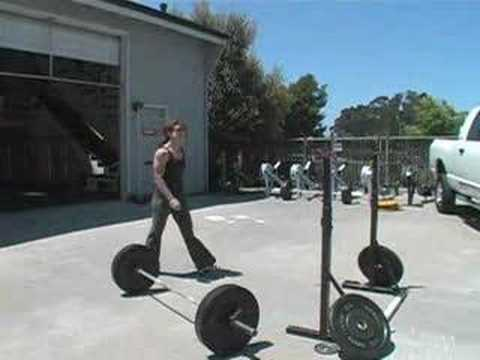 Overhead Squat - Bodyweight x 15 reps