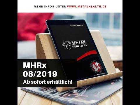 MHRx 08/2019 - Out Now!