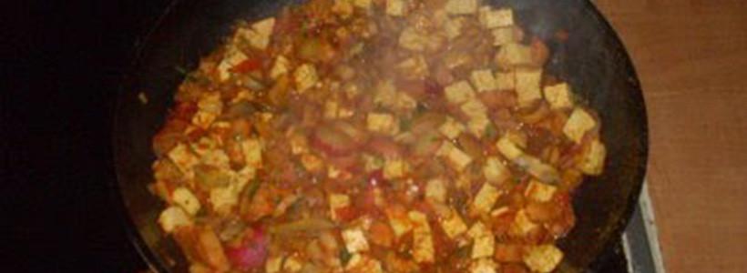 Rezept: Kartoffel Tex-Mex