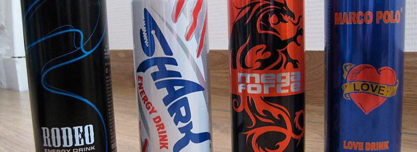 …wenn sich Energy-Drinks am Zahnschmelz zu schaffen machen