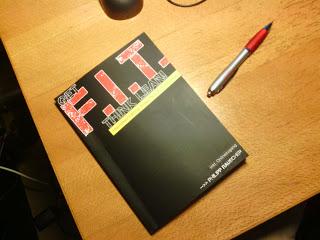 Buchrezension: Get F.I.T. - Think Lean. Intermittent Fasting, Powerlifting & Conditioning von Philipp Rauscher