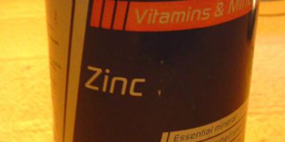 Review: Zink-Citrat von Myprotein.com im Test