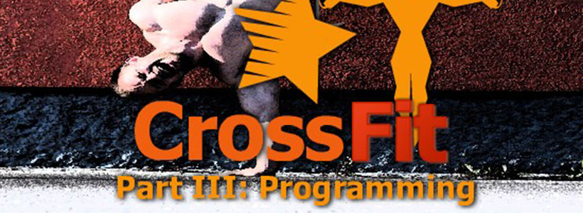 CrossFit – Part III: Programming & Scaling