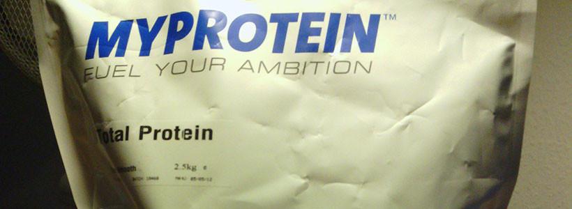 """Review: Total Protein """"Choc Smooth"""" von MyProtein im Test"""