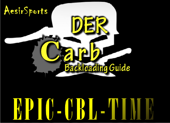 Der (in-)offizielle Carb Backloading Guide