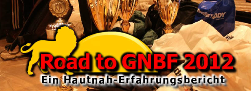 Road to GNBF 2012 – Ein hautnaher Erfahrungsbericht von Aramis M. Scherer