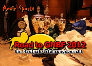 Road to GNBF 2012: Ein hautnaher Erfahrungsbericht von Aramis M. Scherer