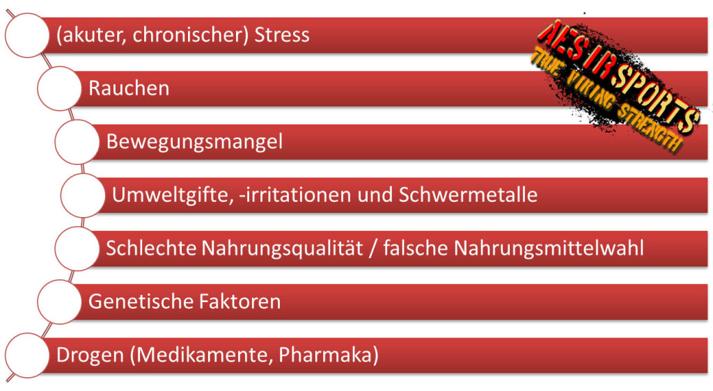 9 hormonelle Dysbalancen & Stoffwechselstörungen, die du beseitigen solltest