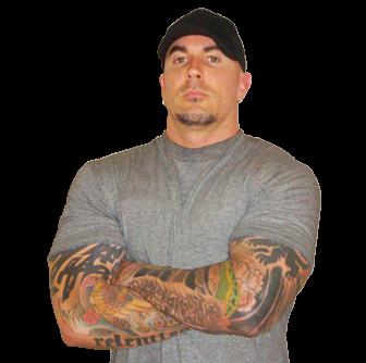 """Jason """"Jay"""" Ferruggia hat sich extensiv mit Oris Warrior Diet beschäftigt. Allerdings ist der Funke erst im zweiten Anlauf übergesprungen - 2008 begannen die ersten Versuche am eigenen Leib."""