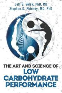 art-science-low-carbohydrate-performance-jeff-s-volek-paperback-cover-art