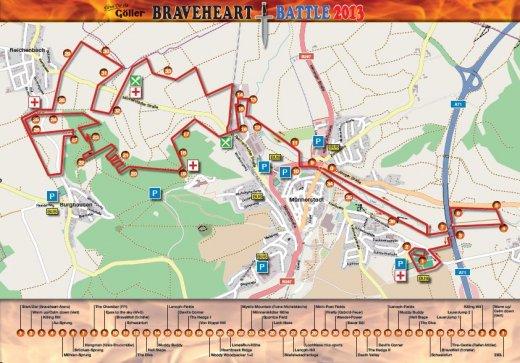 Erfahrungsbericht: Braveheart Battle 2013
