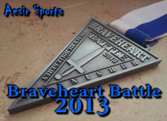 """""""The strongest muscle is the heart."""" Adrian berichtet von seiner diesjährigen Braveheart Battle Erfahrung."""