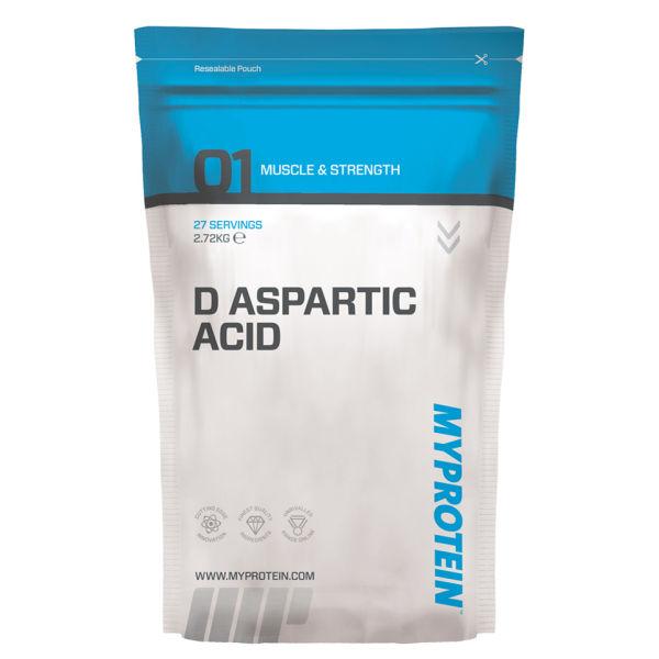 D-AA gibt es auch im günstigen Zippbeutel beim Supplement-Primus MyProtein.com
