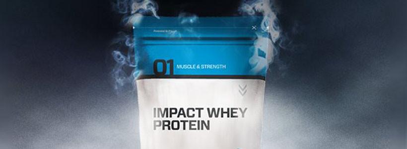 5 % Rabatt auf Supplemente @ MyProtein.com via Aesir Sports Code
