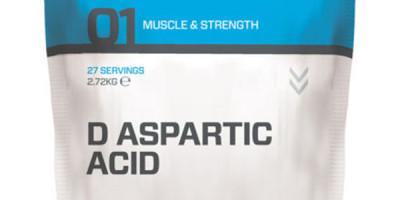 Im Test²: D-Asparaginsäure (inkl. Testosteronwertuntersuchung)