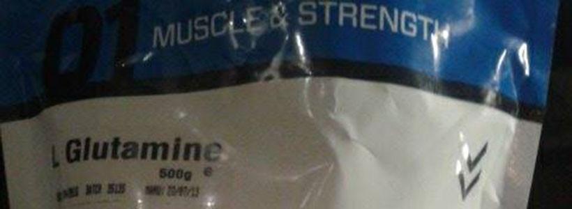 Review: L-Glutamin (geschmacksneutral) von Myprotein im Test