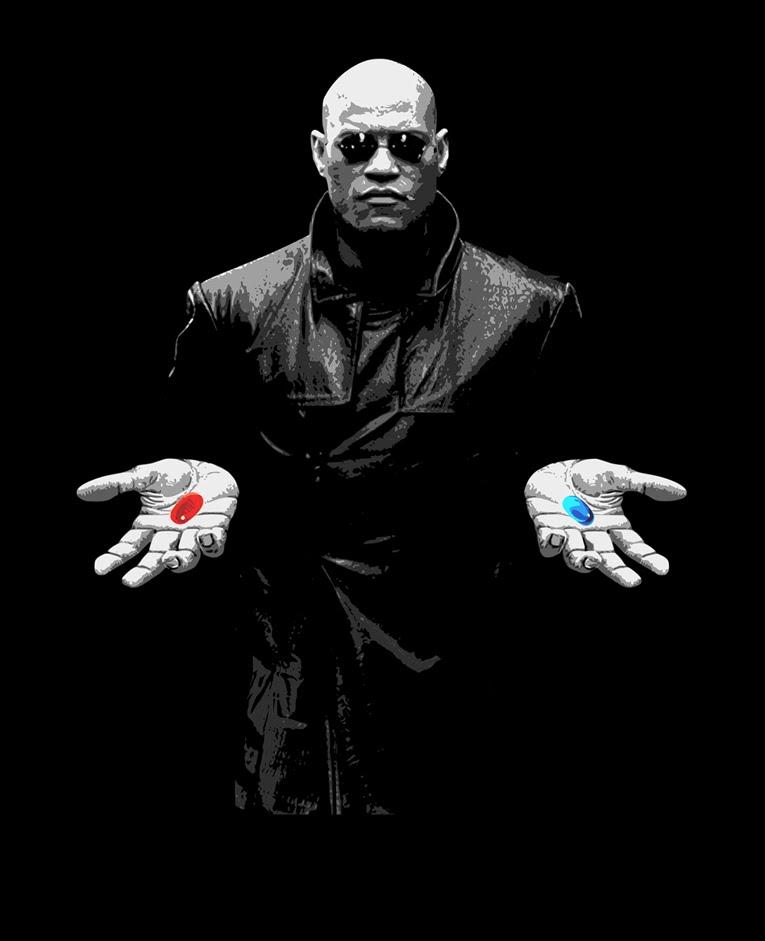 Welche Pille darfs nun sein?
