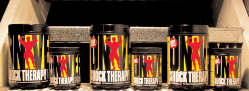 "Review: Shock Therapy ""Hawaiian Pump"" von Universal Nutrition im Test"