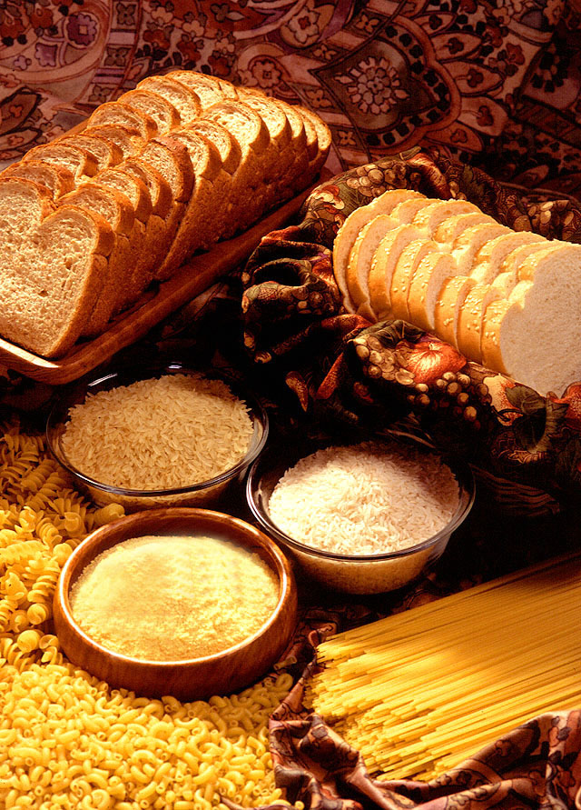 Kohlenhydrate sind nicht der Feind, allerdings verträgt nicht jeder Mensch Produkte auf Getreidebasis