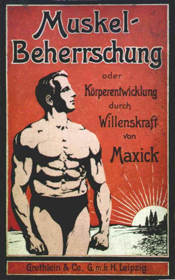 Muskelbeherrschung_Von_Maxick