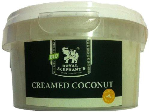 """""""Creamed Coconut"""" von Royal Elephant beim örtlichen Edeka in der Bioabteilung"""