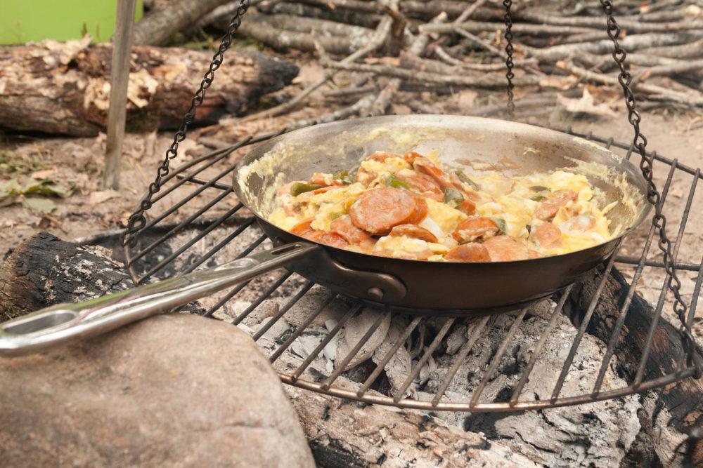 So könnte eine typische Mahlzeit unter der Woche aussehen. Mjam mjam. (Bildquelle: Flickr / aperture_lag ; CC Lizenz)