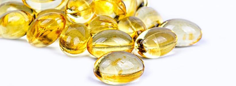 Omega 3 & Phosphatidylserin für besseren Muskelaufbau