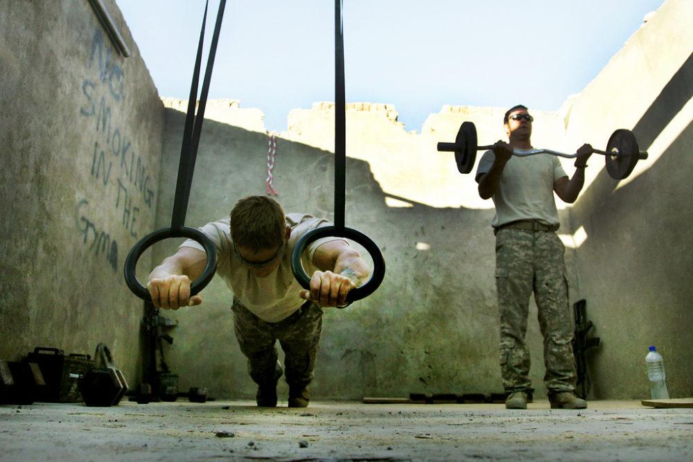 (Bildquelle: Flickr / US Army ; CC Lizenz)