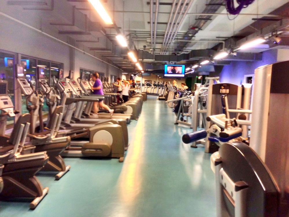 Alles voller Cardiogeräte und Maschinen: So sollte ein wachstumsgerechtes Studio nicht aussehen, es sei denn, ihr gehört zu den Reha-Patientien (Bildquelle: Flickr / HealthGauge / CC Lizenz)