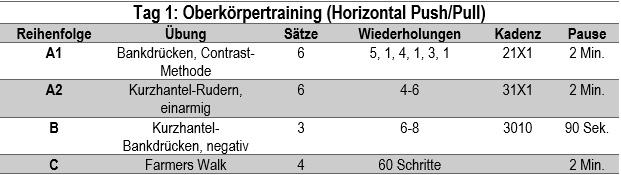 I'd HIIT it: Ein Guide für kraftsportebegleitendes Sprinttraining