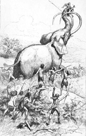 Paleo Diät: die Mammutjagd
