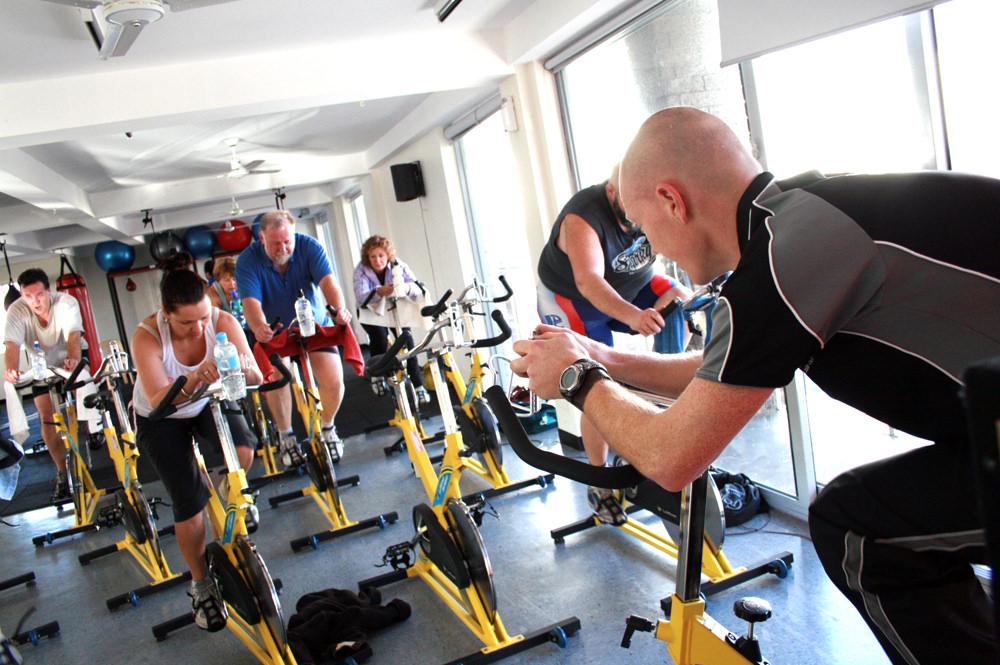 Cardio und aerobes Training